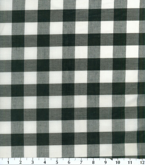 Homespuns Cotton Fabric 44\u0022-Black