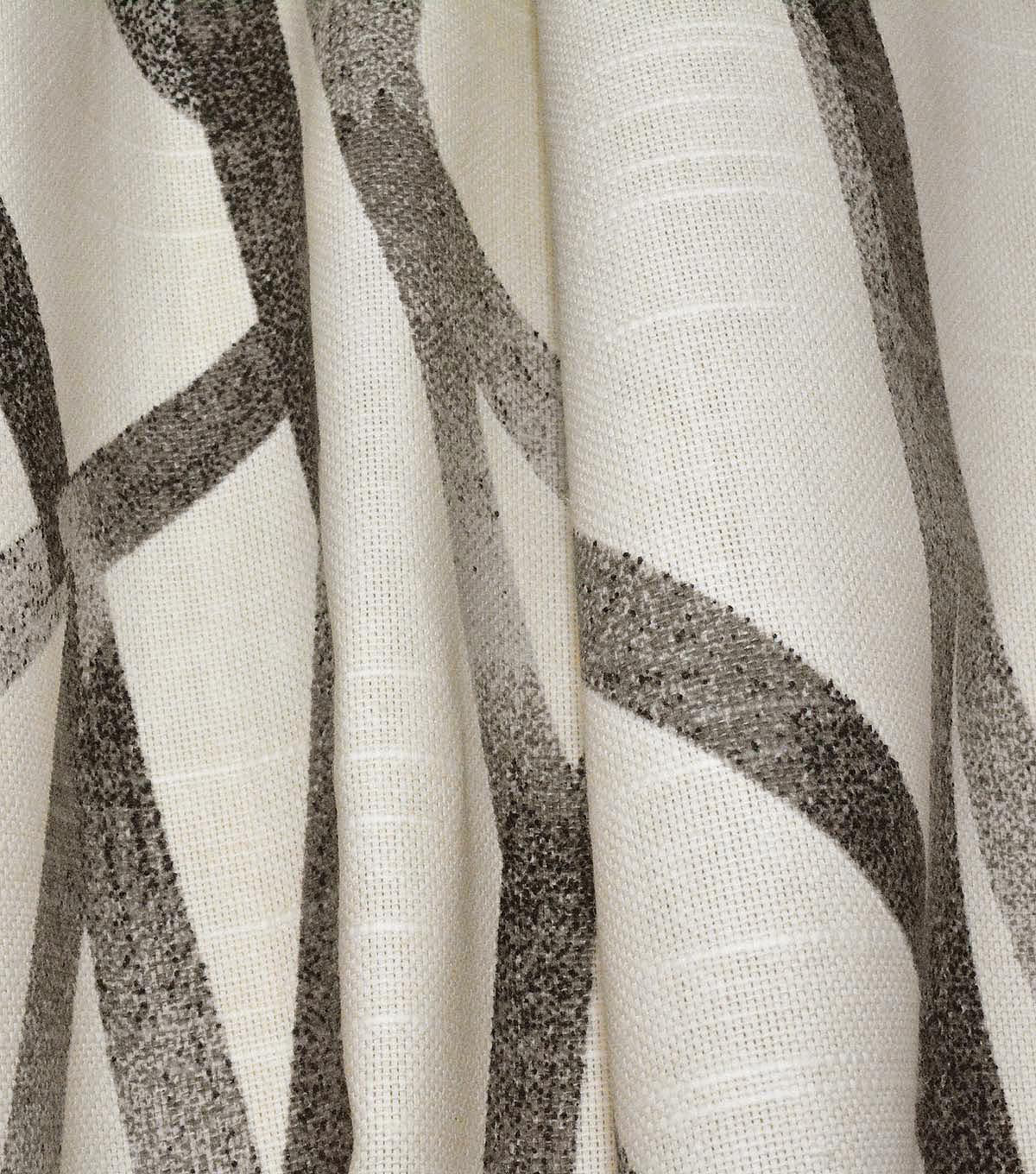 Genevieve Gorder Upholstery Fabric 54\u0027\u0027-Steam Intersections