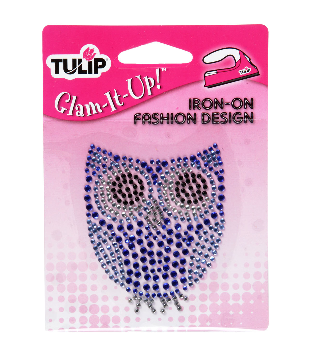 Tulip® Glam-It-Up!™ Iron-On Designs-Small Owl