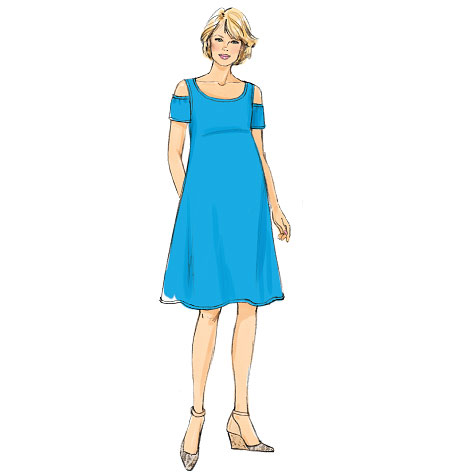 Butterick Misses Maternity-B6068