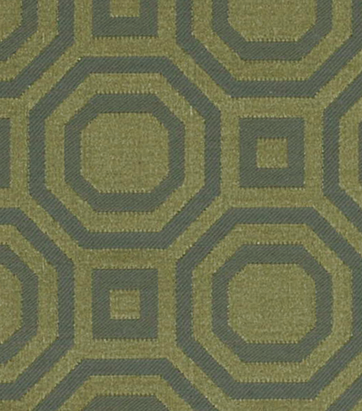 "Home Decor 8""x8"" Fabric Swatch-Robert Allen Floored Patina"