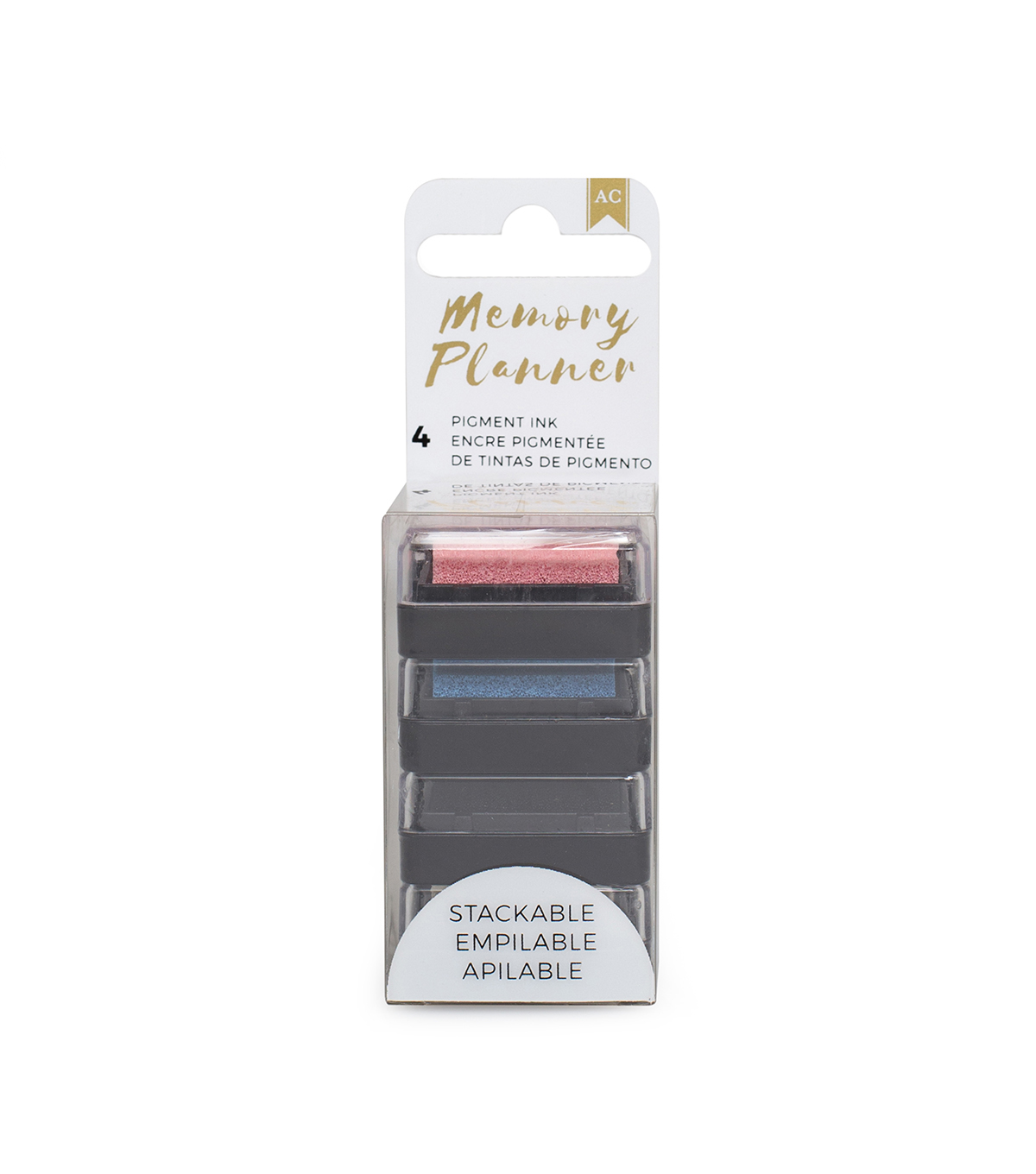 American Crafts™ Memory Planner Stamp Pads Colors