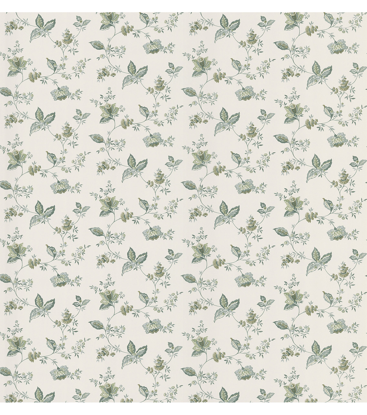 Lydia Sage Jacobean Wallpaper Sample