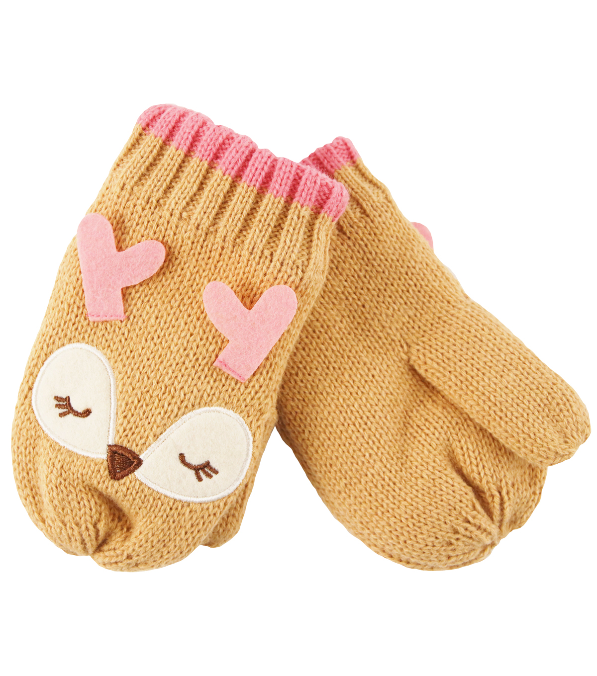 Critter Collection Deer Mittens