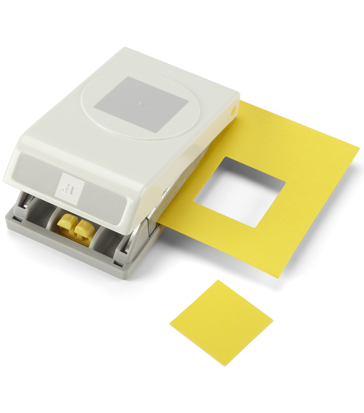 Nesting Paper Punch-Square 1.25\u0022
