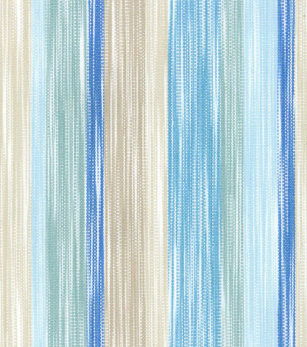 "Dena Home Upholstery Fabric 55""-Painted Lines/Tidepool"