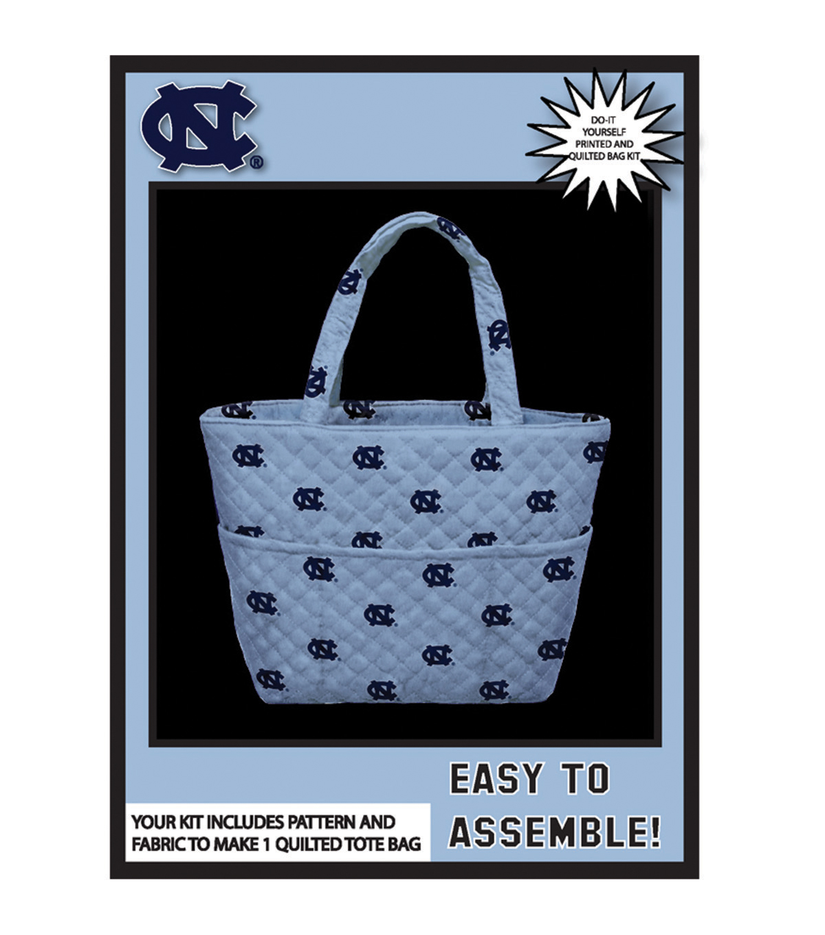 University of North Carolina Tarheels Tote Kit