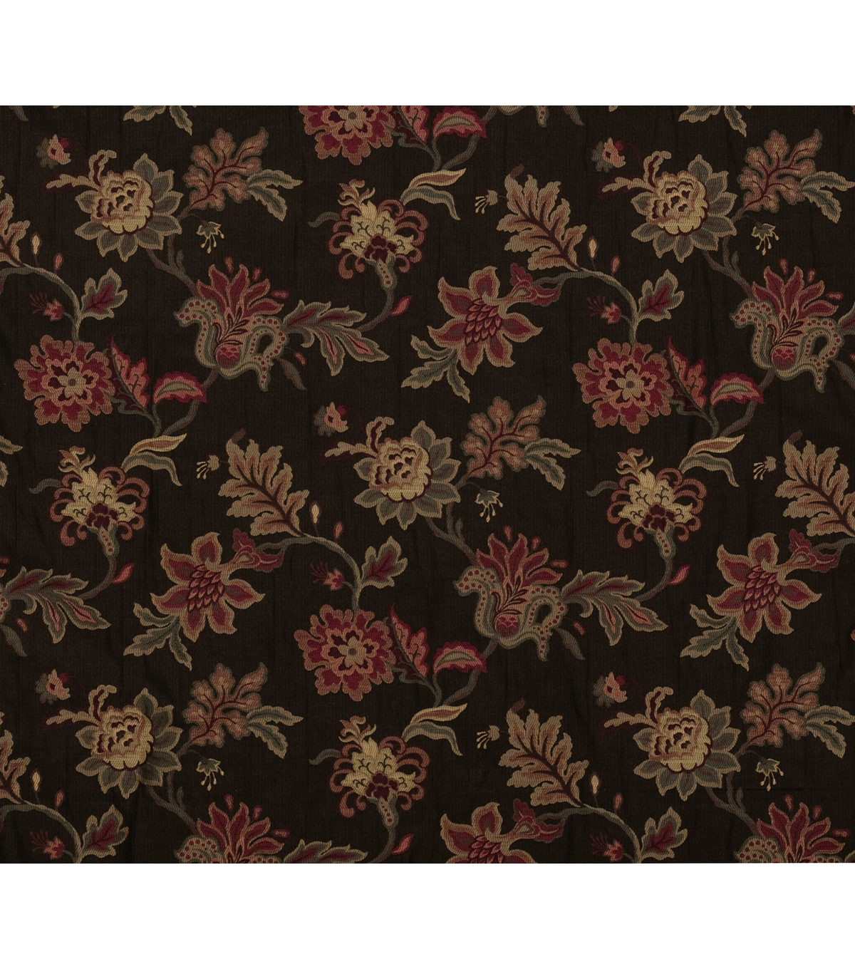 Home Decor 8\u0022x8\u0022 Fabric Swatch-Jaclyn Smith Percy-Jet