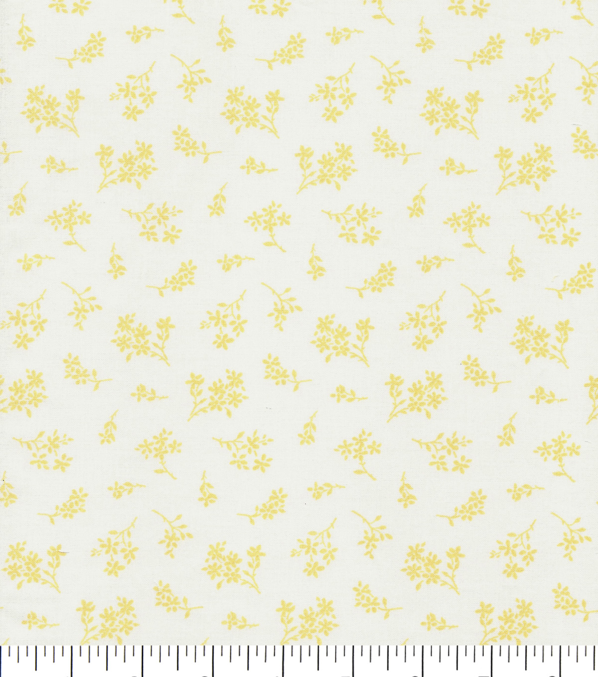 Quilter\u0027s Showcase™ Cotton Fabric 44\u0022-Impala Tossed Ditsy Floral