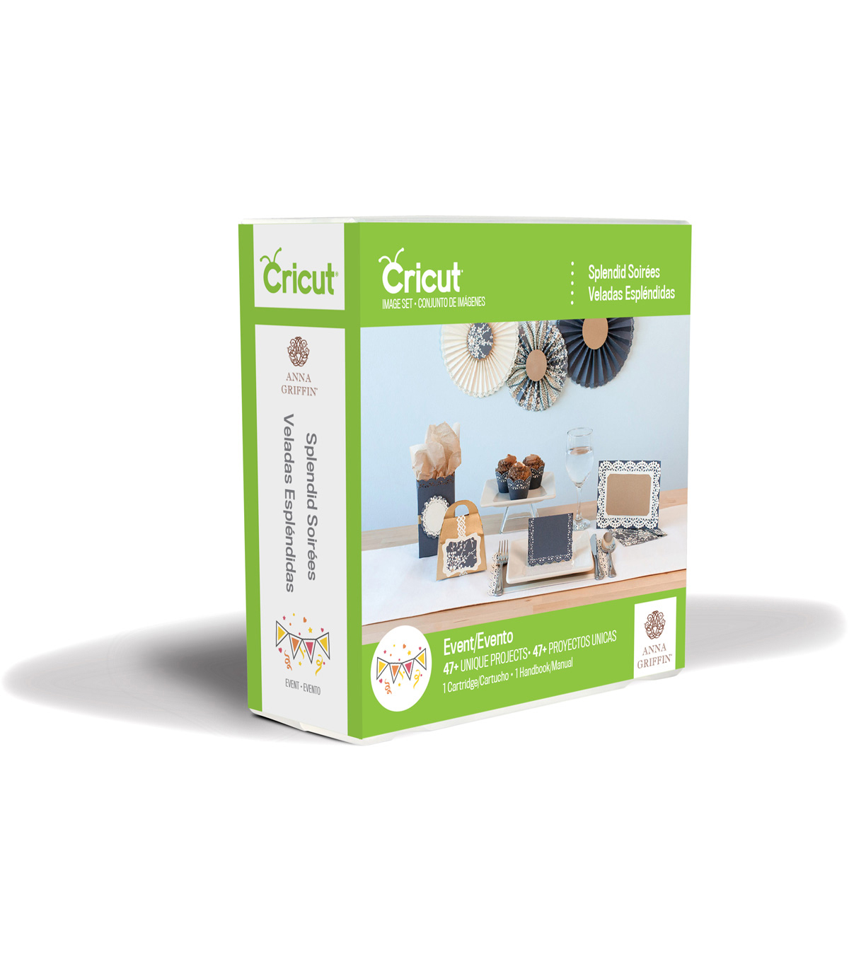 Cricut® Splendid Soirees Cartridge