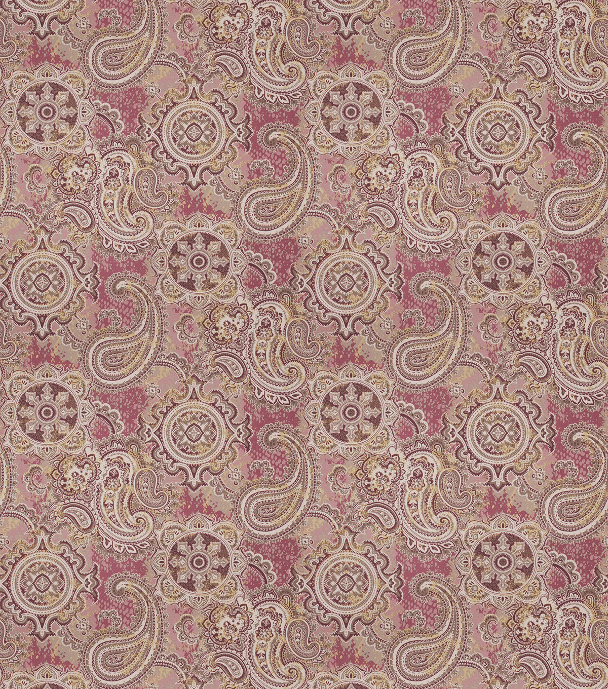 SMC Designs Upholstery Fabric 54\u0022-Buster/Mulberry