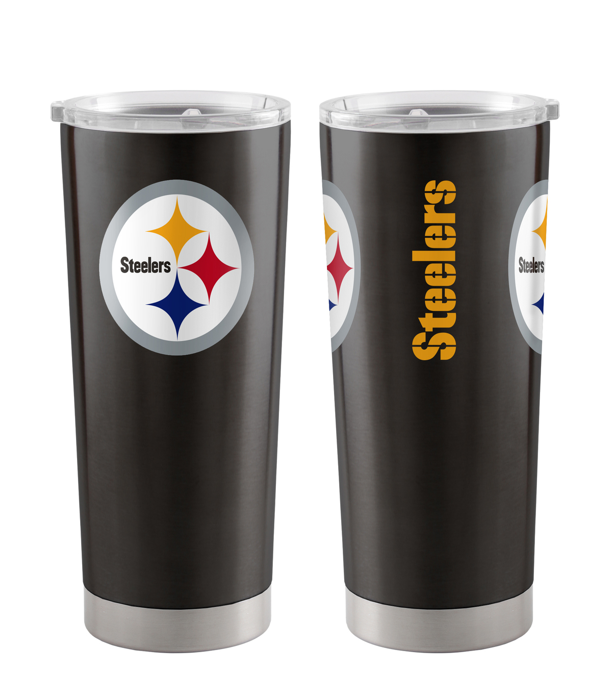 Pittsburgh Steelers 20 oz Insulated Stainless Steel Tumbler