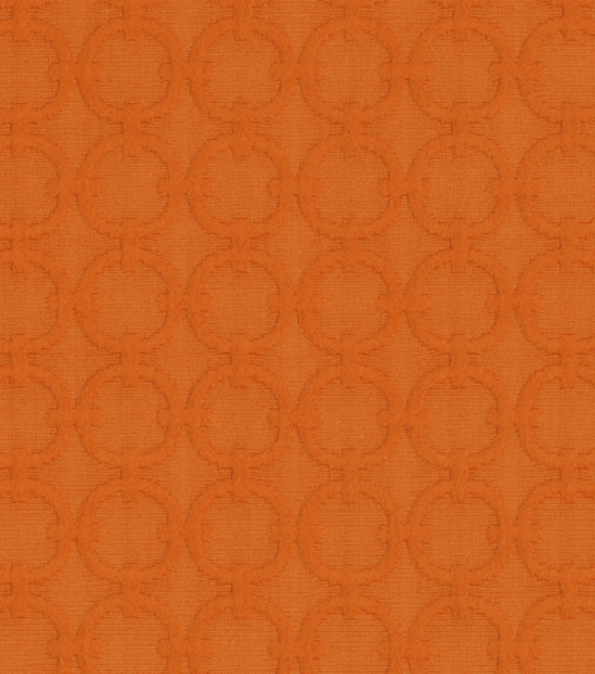 Waverly Upholstery Fabric 57\u0022-Full Circle /Tiger Lily