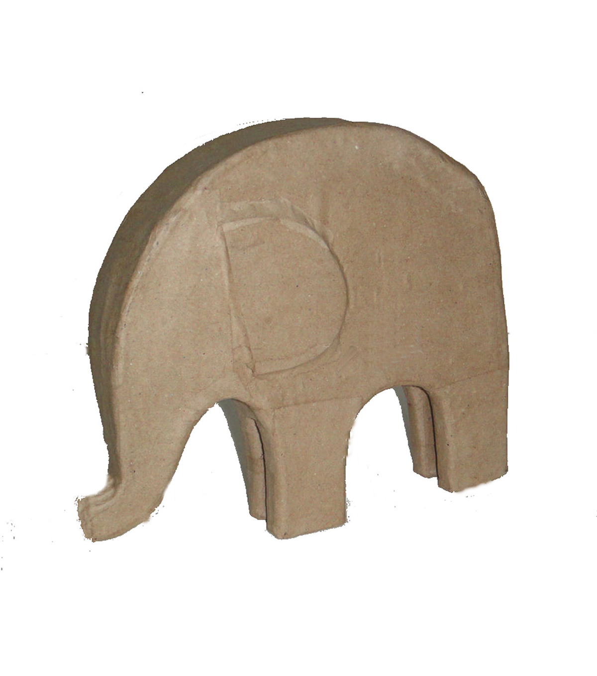 Buttercream™ Collection Paper Mache-Elephant