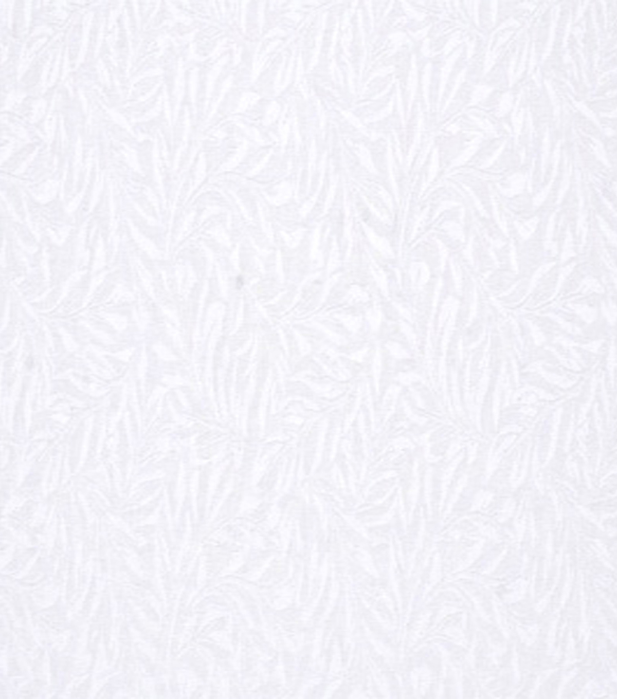 Home Decor 8\u0022x8\u0022 Fabric Swatch-Solid Fabric Robert Allen Mclaine  Snow
