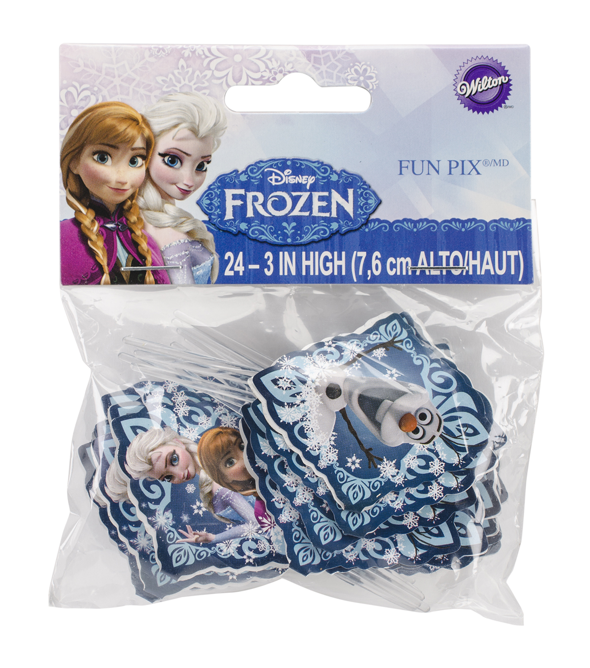 Wilton® Frozen Fun Pix