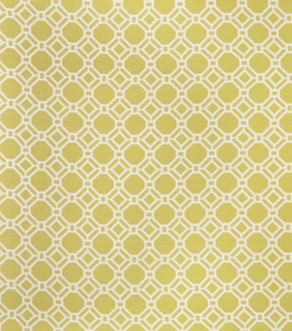"Home Decor 8""x8"" Fabric Swatch-SMC Designs Archway / Lime-Jcp"