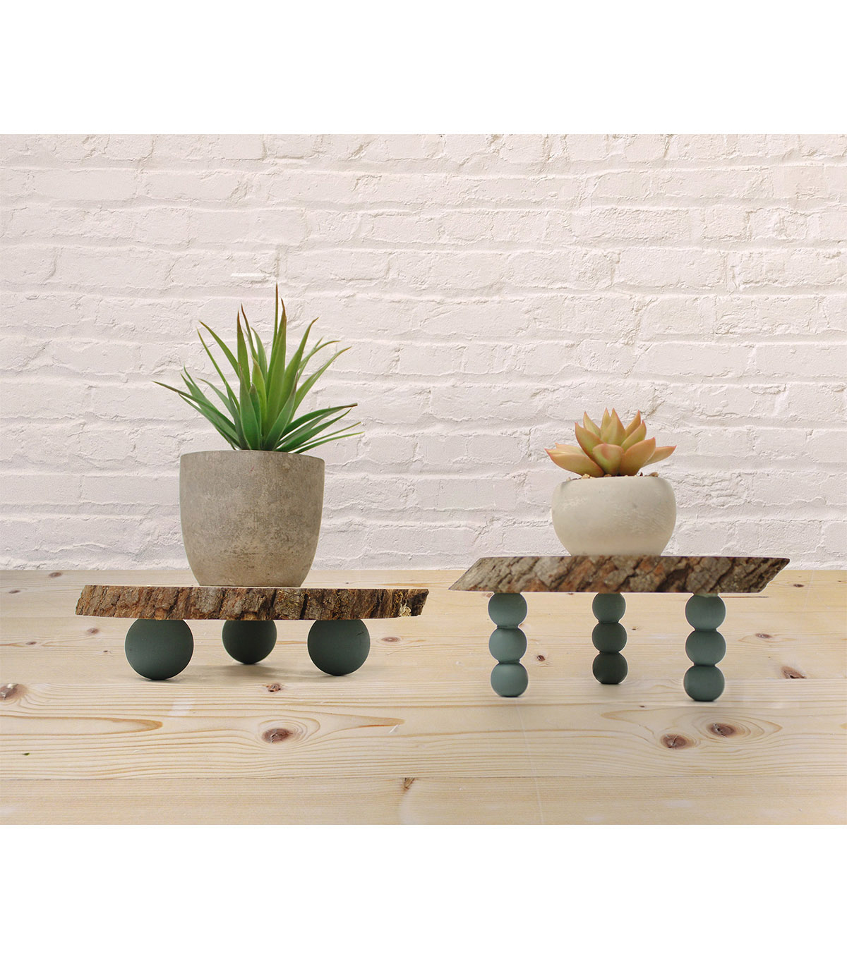 Walnut Hollow® Basswood Country Round®, Small