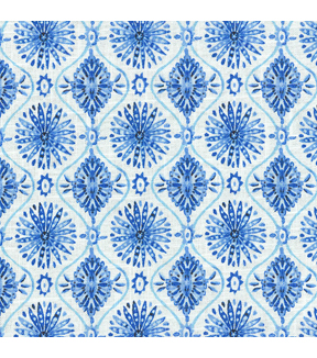 Dena Home Print Fabric 54\u0022-Wonderstruck/Blueberry
