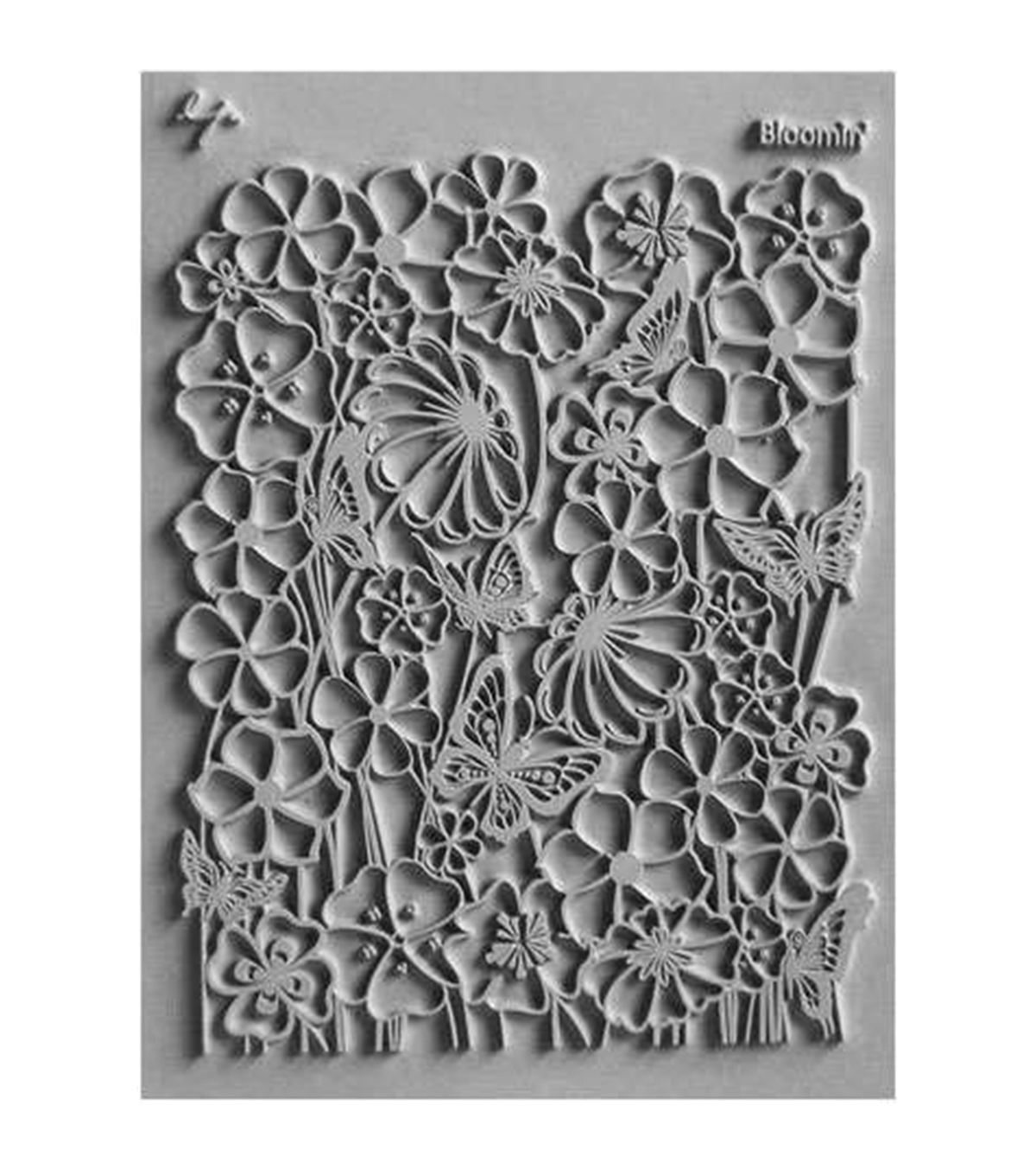 Great Create Pavelka Texture Stamp - Bloomin'