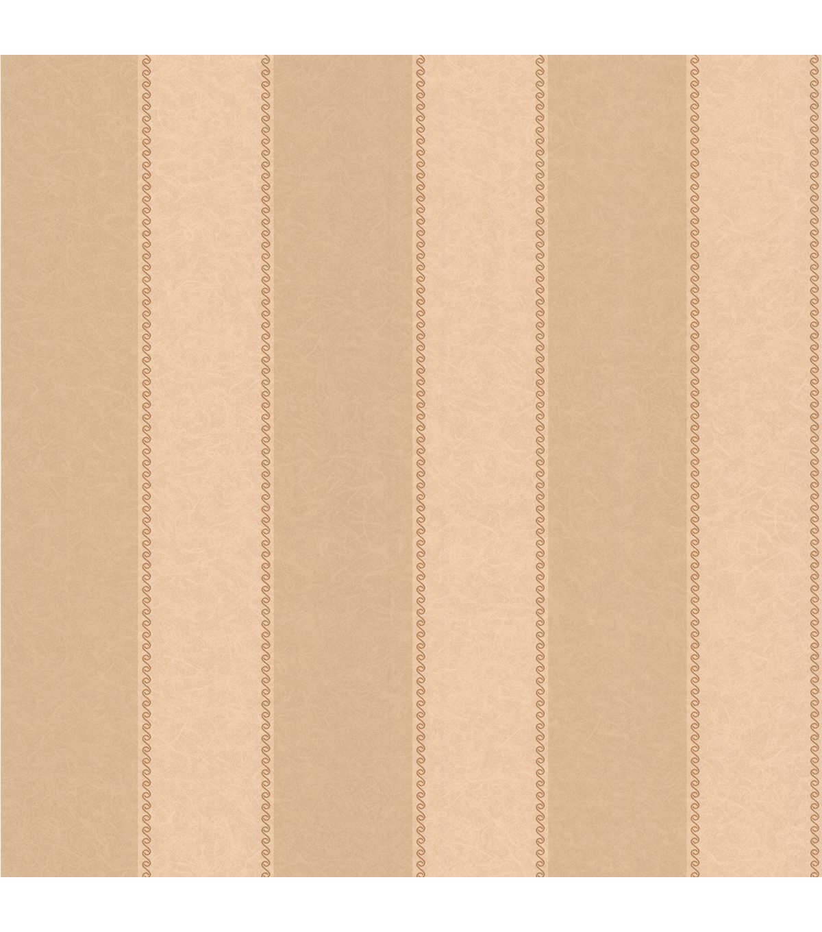 Rhodes Sage Stripe Texture Wallpaper Sample