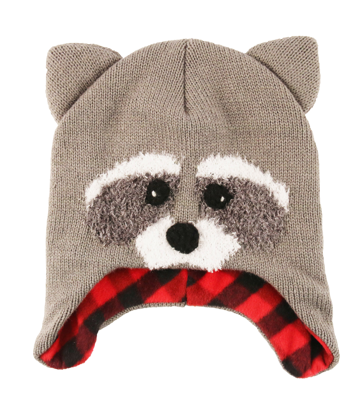 Critter Collection Racoon Hat