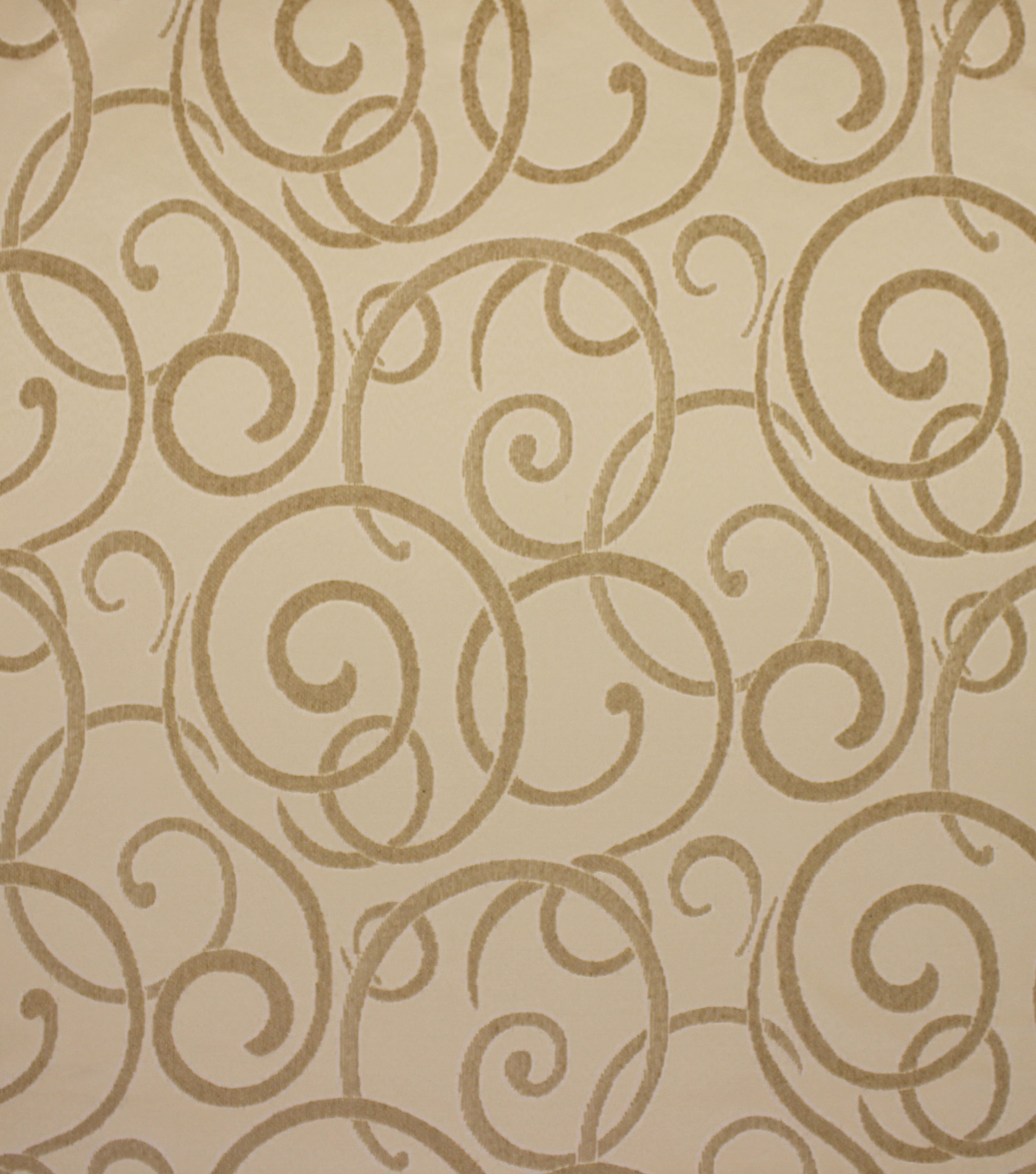 Home Decor 8\u0022x8\u0022 Fabric Swatch-Upholstery Fabric Barrow M6767-5804 Alabaster