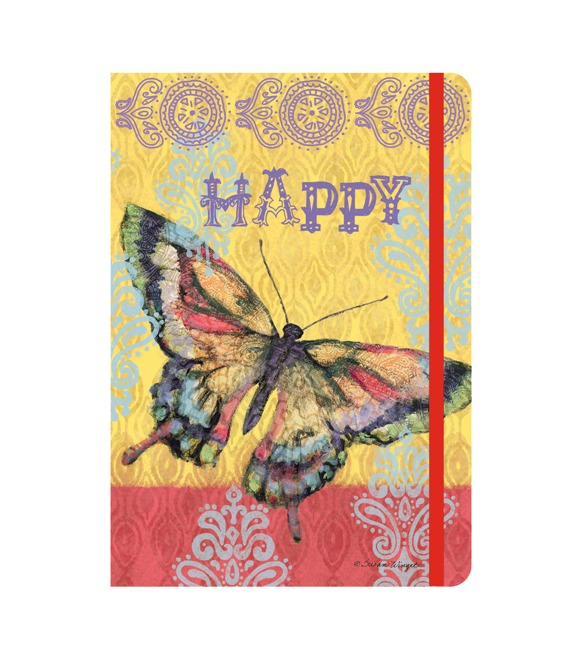 Susan Winget Be Happy Classic Journal