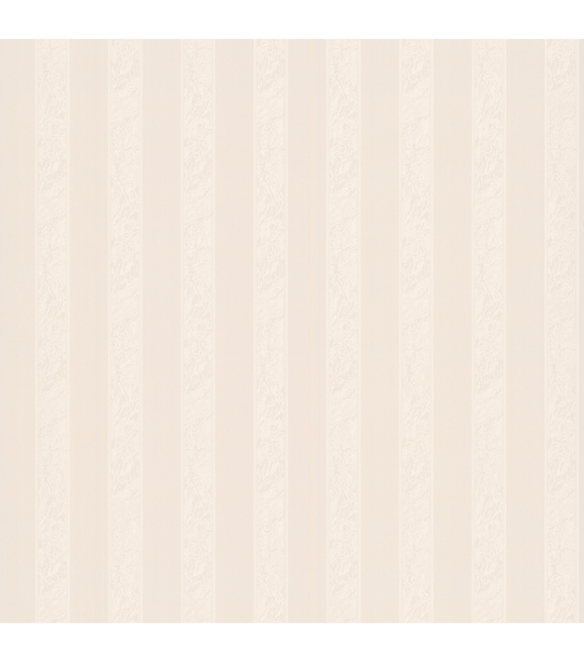 Kingsbury White Satin Stripe Wallpaper Sample