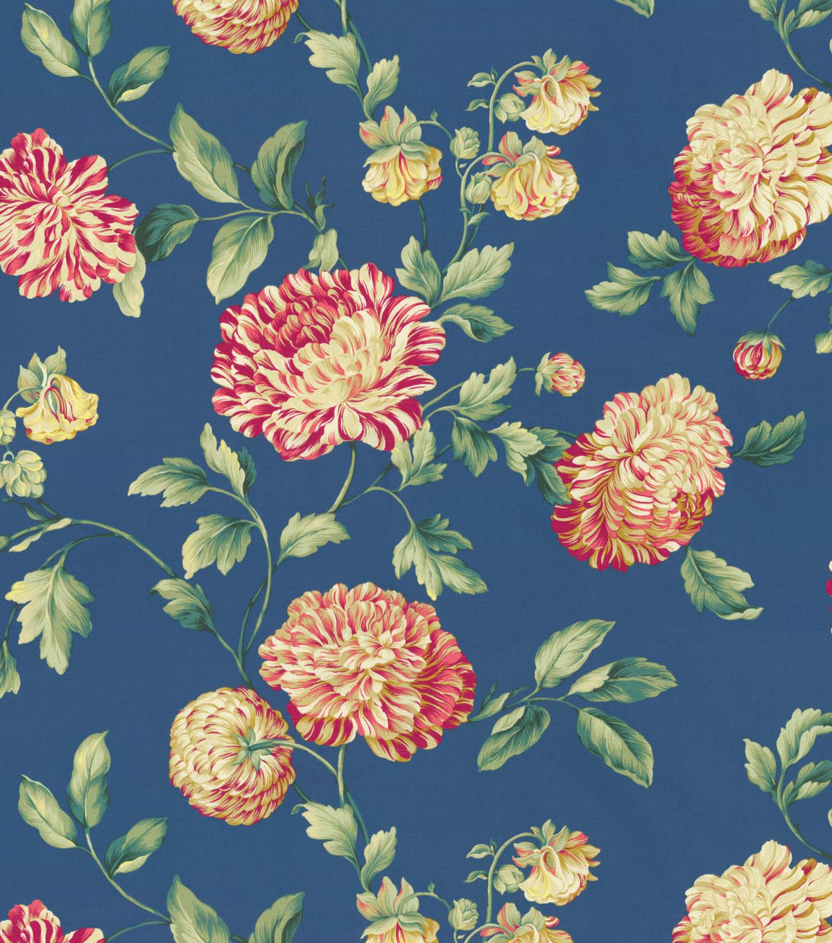 Home Decor 8\u0022x8\u0022 Swatch Fabric-Williamsburg Charlotte Jewel