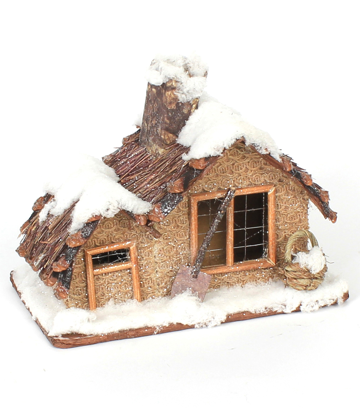Maker\u0027s Holiday Pinecone House