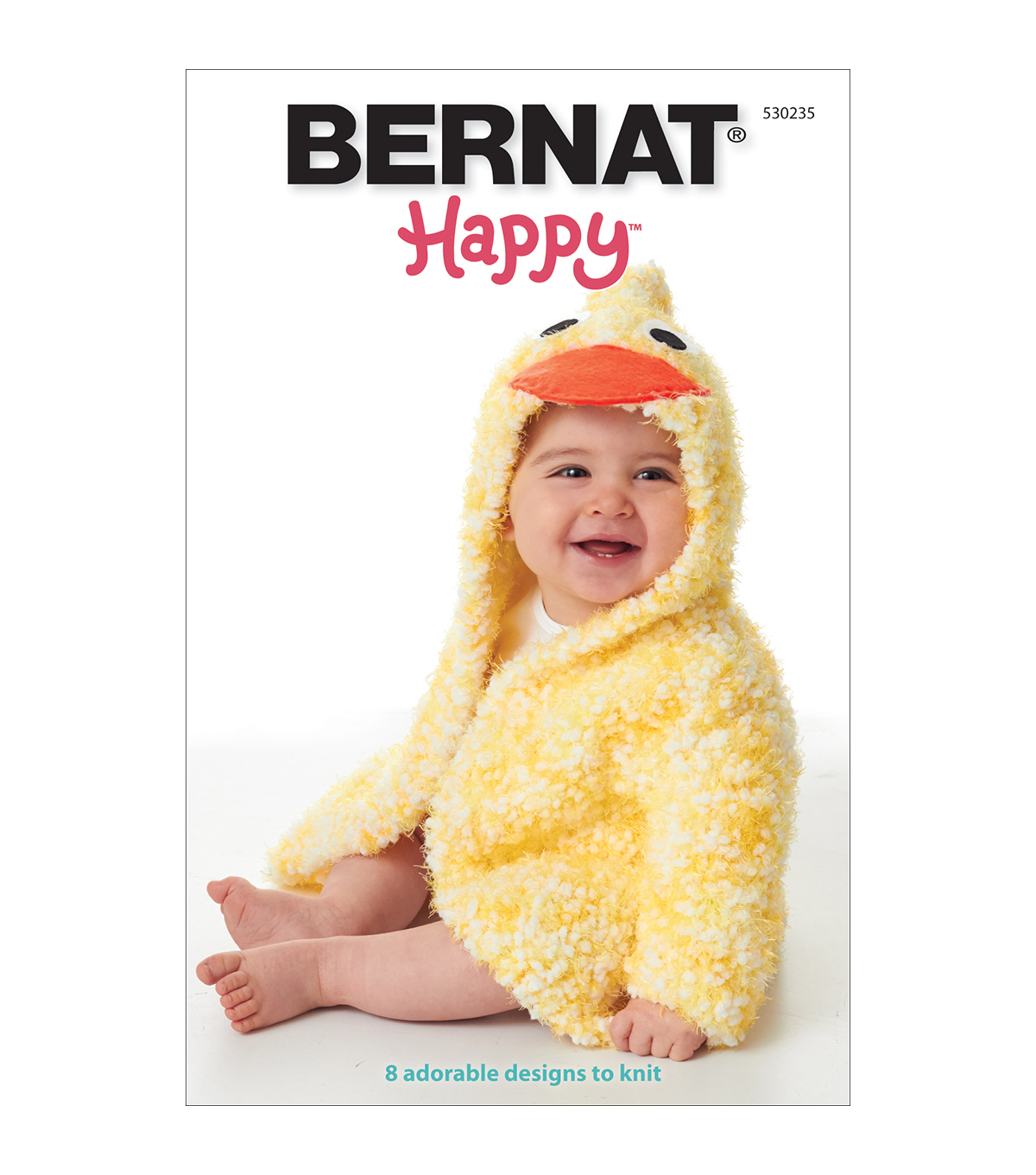 Bernat® Happy™ Knitting Projects Book