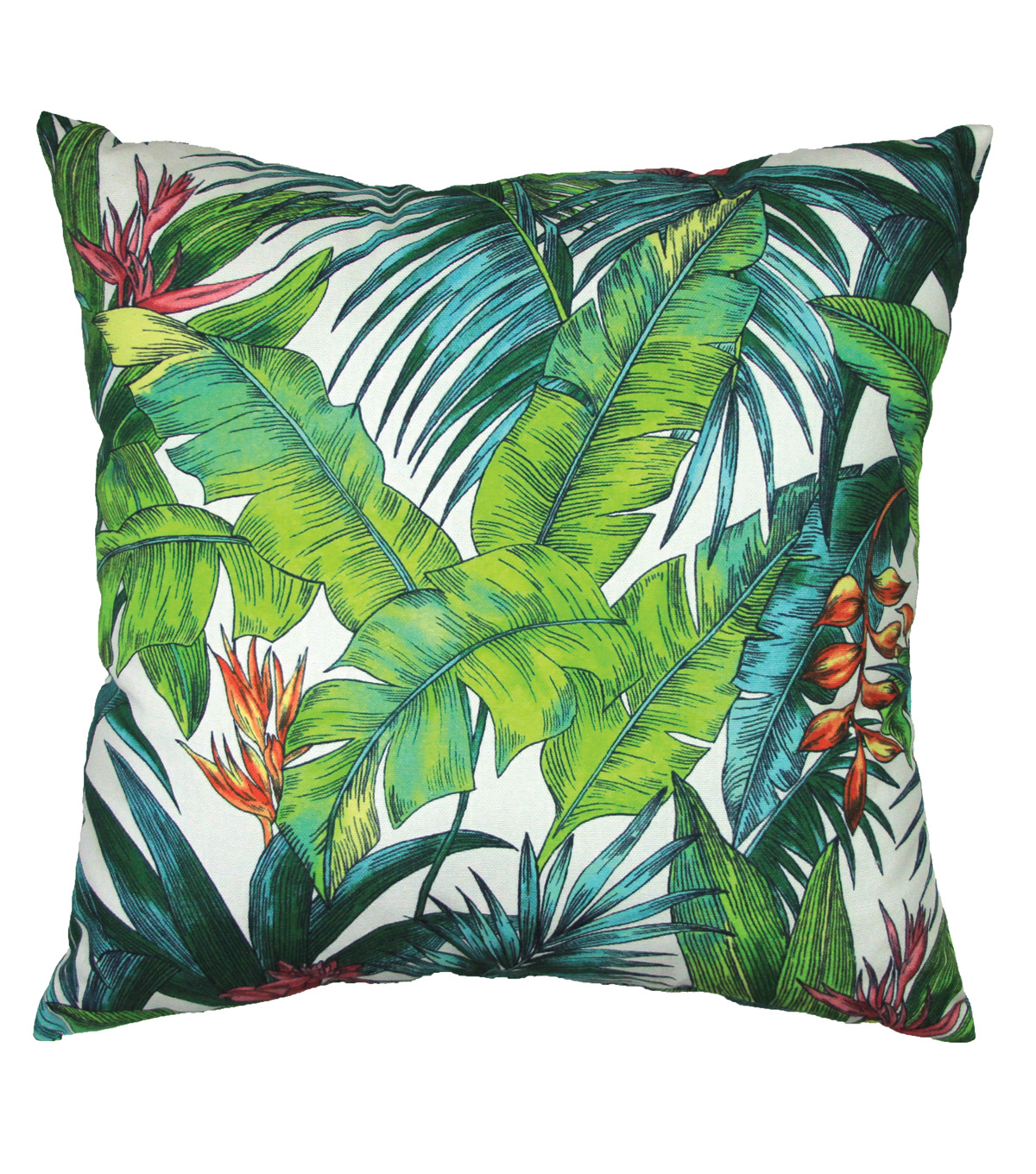 Summer Sol Square Outdoor Pillow-Corazon Island