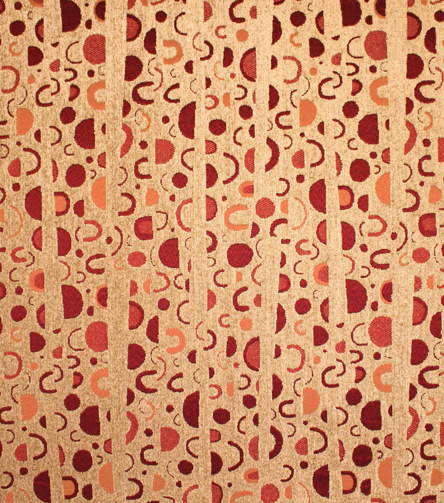 Home Decor 8\u0022x8\u0022 Fabric Swatch-Upholstery Fabric Barrow M6314-5487 Cayenne