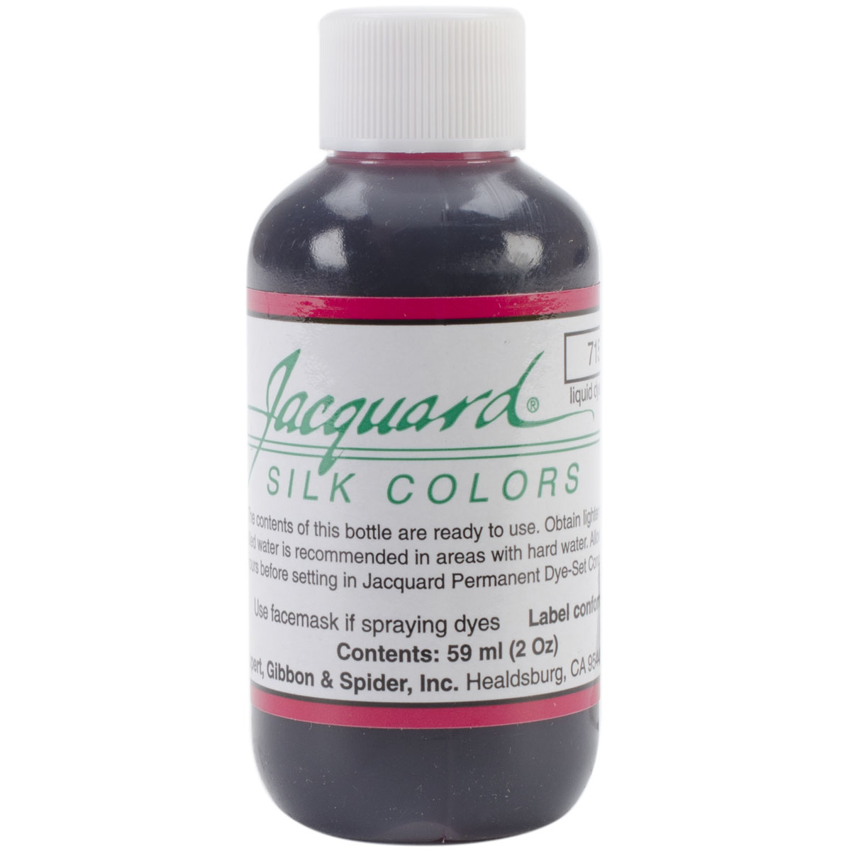 Jacquard Silk Colors 2oz-Magenta