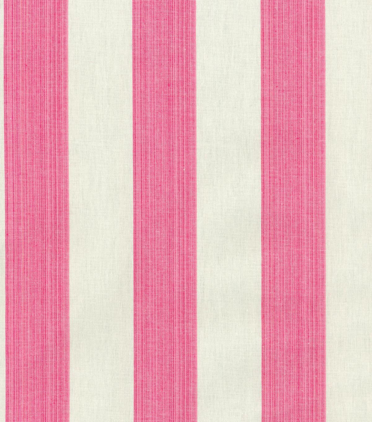 Home Decor 8\u0022x8\u0022 Swatch Fabric-Williamsburg Stratford Stripe Blossom