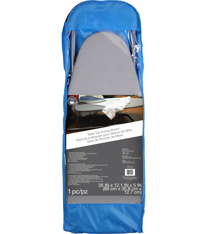 Dritz 35.5\u0022 X 12.25\u0022 X 5\u0022 Table Top Ironing Board