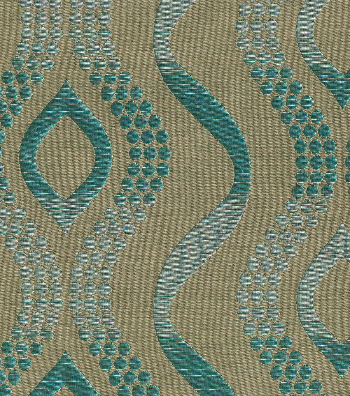 Home Decor 8\u0022x8\u0022 Fabric Swatch-Elite Caprizzio Teal