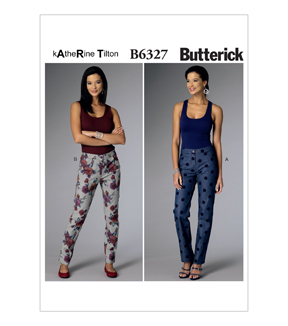 Butterick Misses Pants-B6327