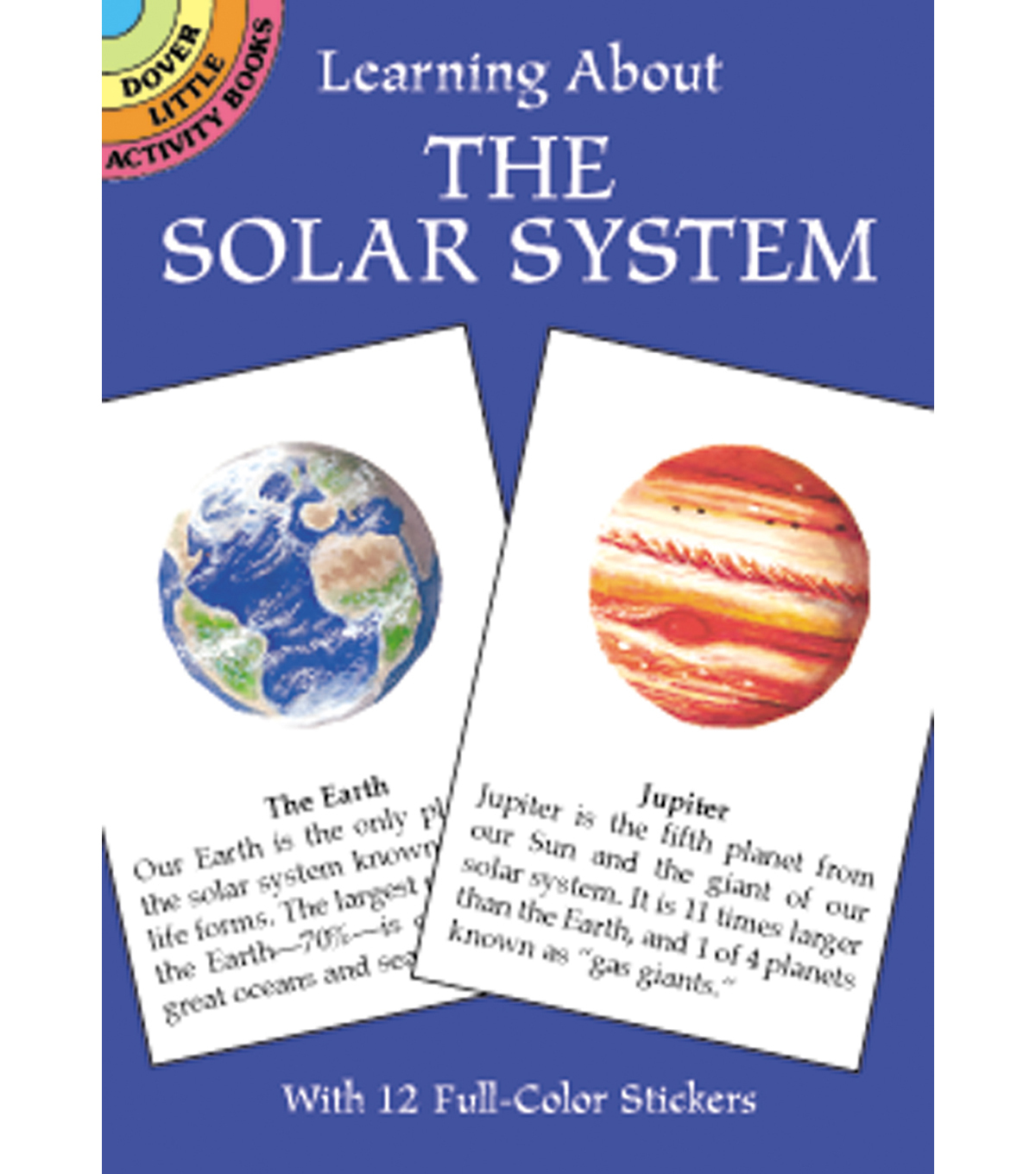 Dover Publications-Learning About The Solar System