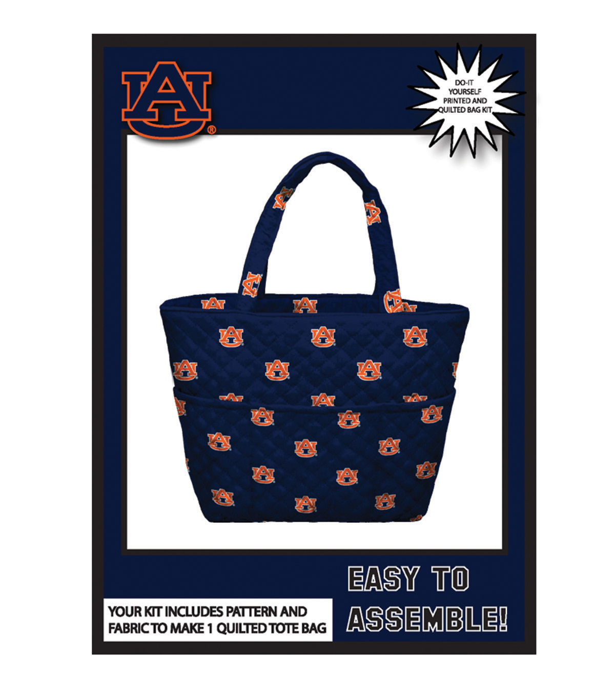 Auburn University Tigers Tote Kit
