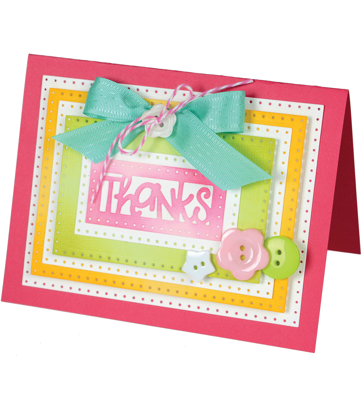 Sizzix® Framelits™ Stephanie Barnard Dies-Rectangles Dotted