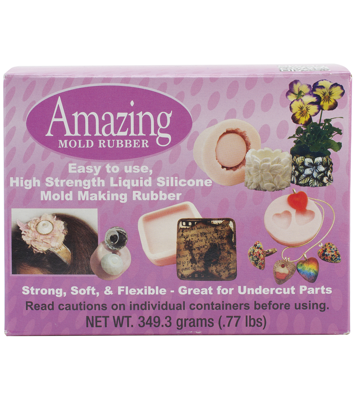 Amazing Putty .75Lb Mold Rubber Kit