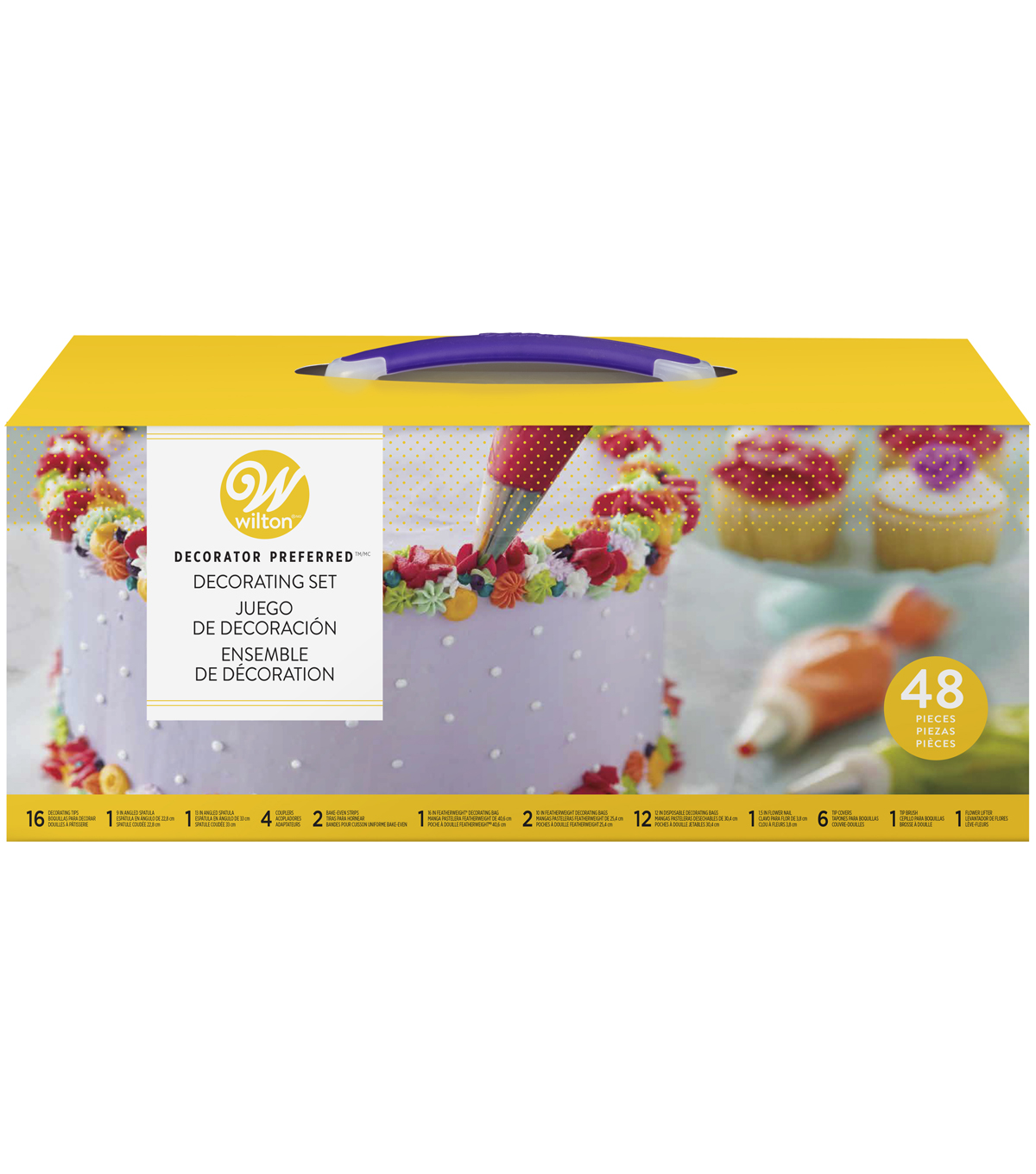 Wilton® 48 Piece Buttercream Decorating Set