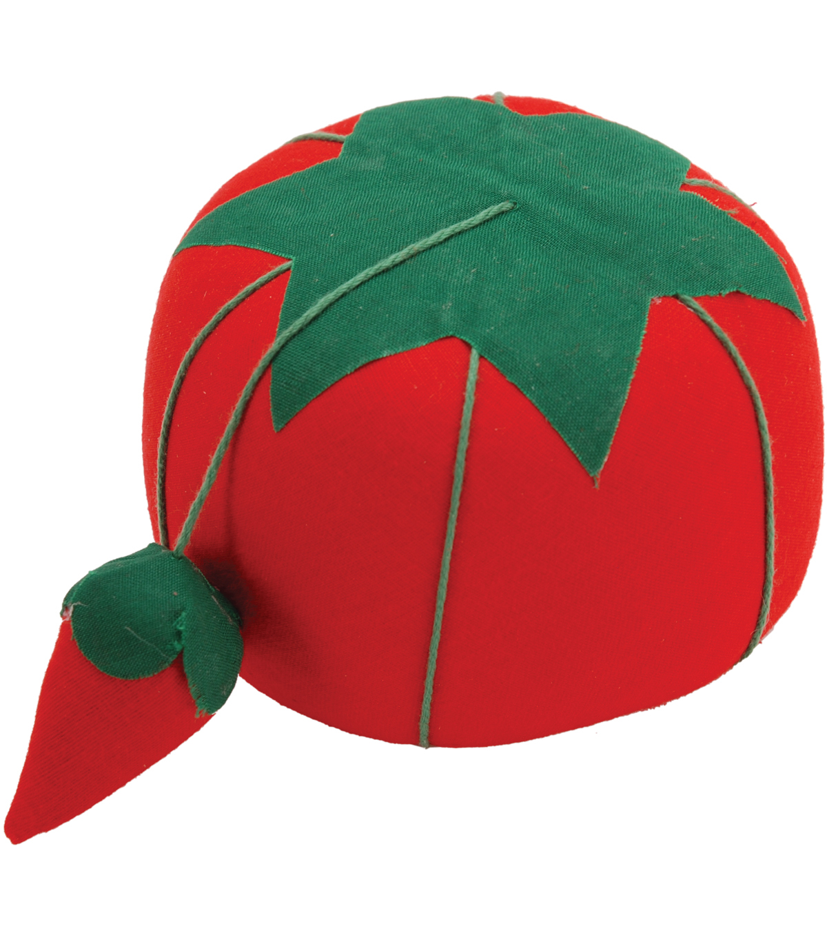 Dritz Large Tomato Pin Cushion w/Strawberry Emery 4\u0022
