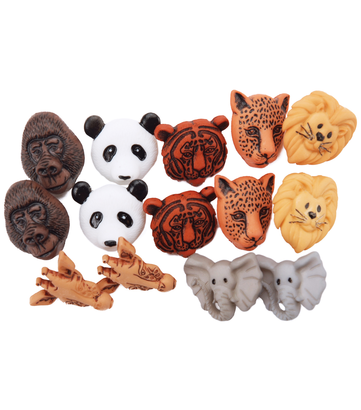 Dress It Up Embellishments-Animal World