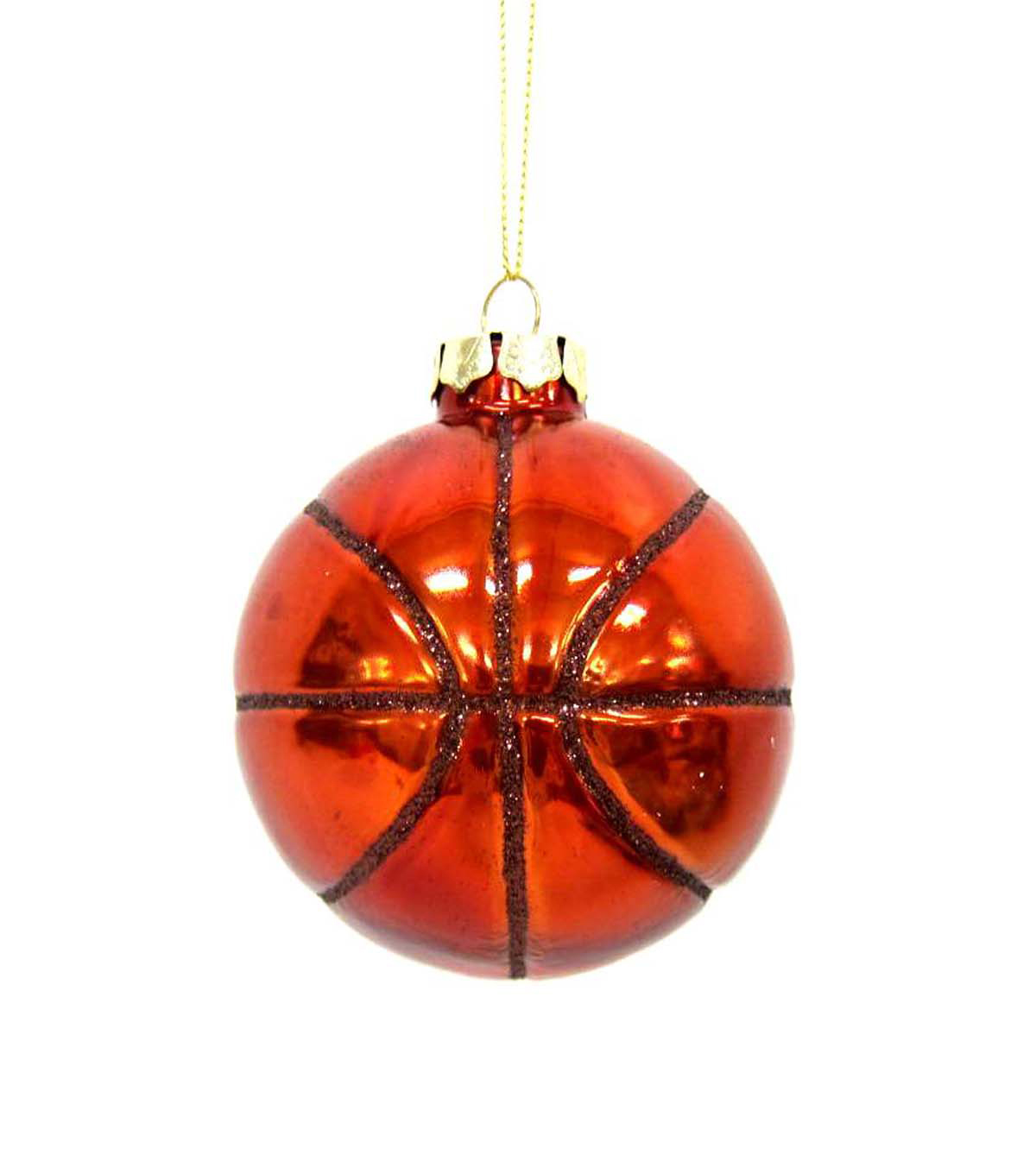 Maker\u0027s Holiday Basketball Ornament