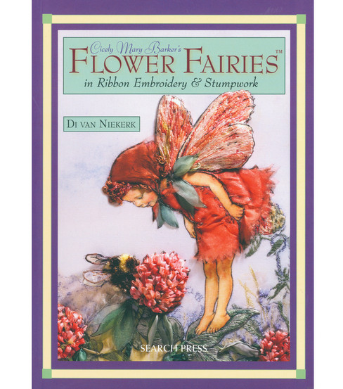 Flower Fairies In Ribbon Embro