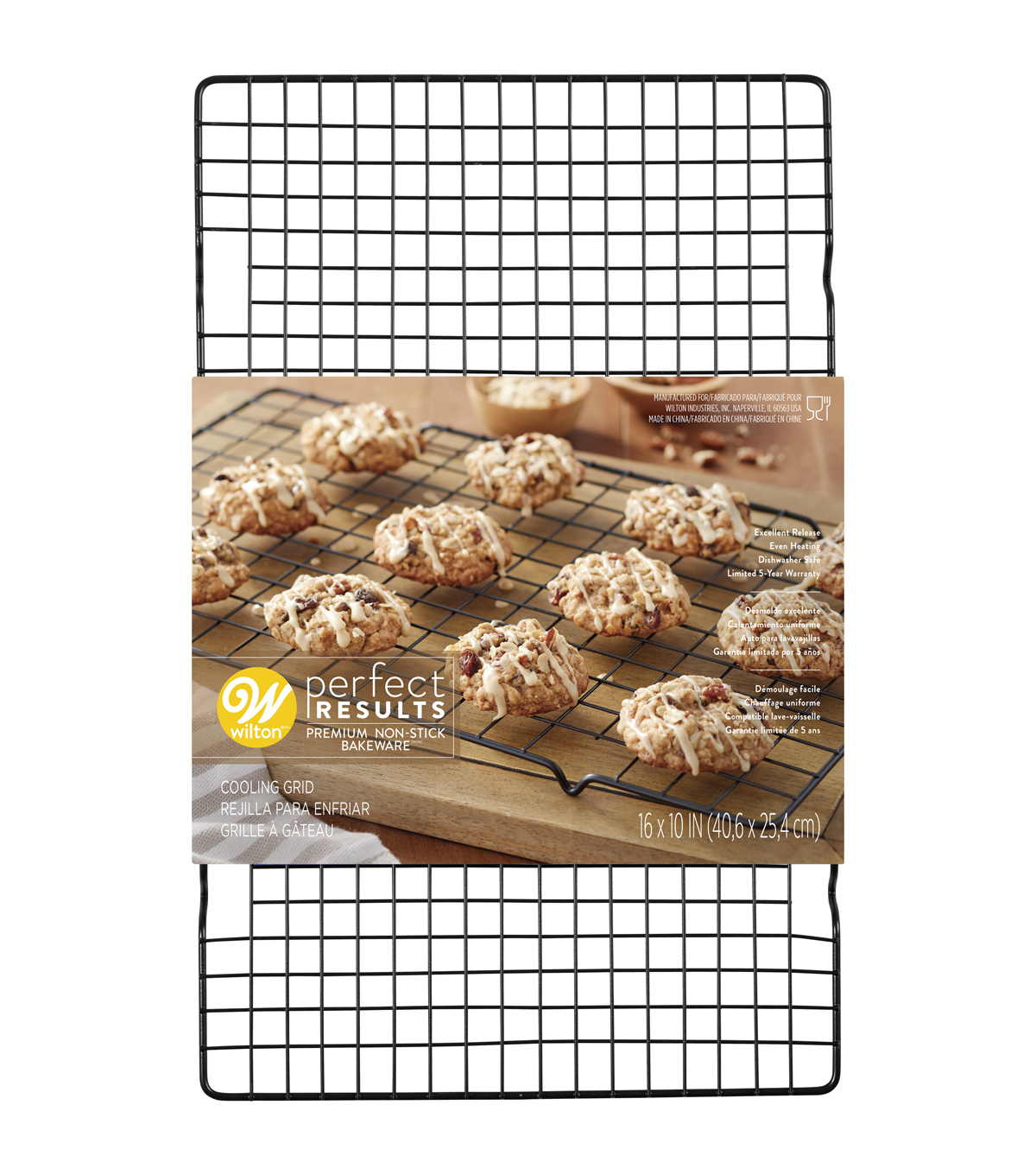 Wilton 16X10 Non-stick Cooling Grid