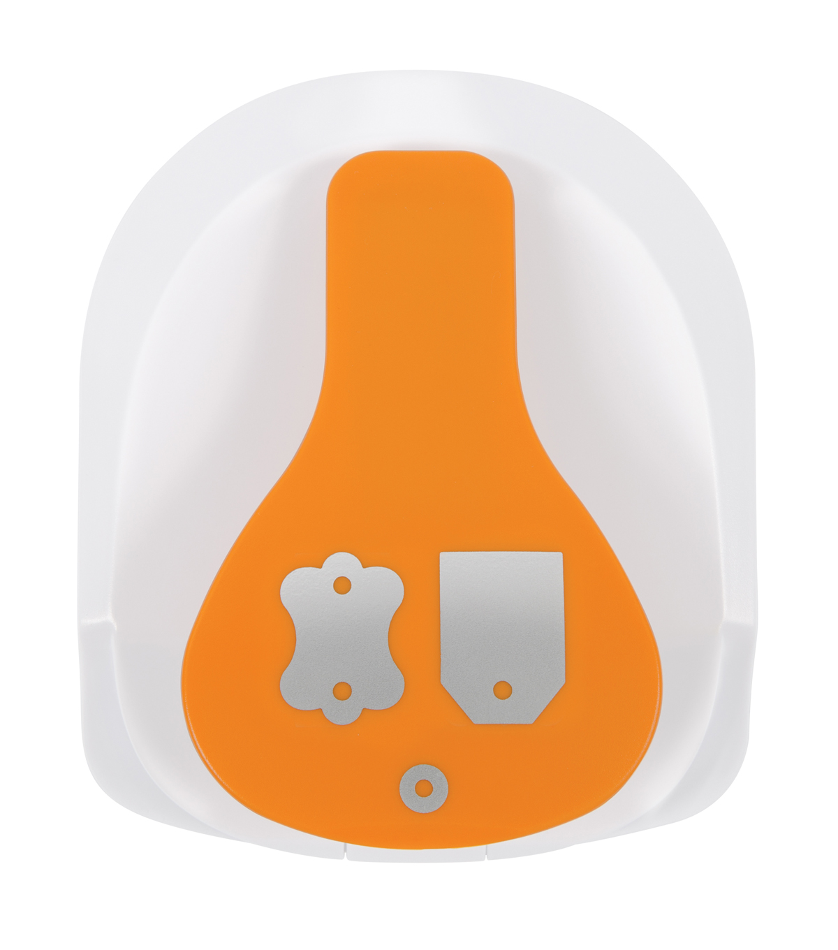 Fiskars Tag Maker 2 Punch-Label/Simple